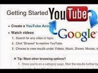 Create a YouTube Account with the help of Google Account. Signup for an account on YouTube. If you don't have google account, here's how to get started.