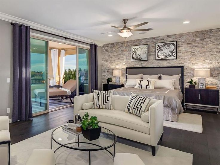294 Beautiful Master Bedroom Design Ideas