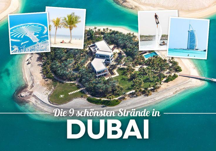 Dubai Strände: Die 9 besten und schönsten Strände in Dubai  Dubais beste Strände: Alle Infos und Reisetipps zum Strandurlaub in Dubai. Die besten öffentlichen und privaten Strände in Dubai und Benimmregeln am Strand.