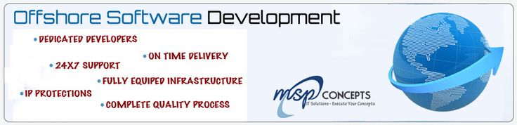 The offshore development helps business owners to provide clients with higher visibility and predictability of the business. The #offshore_software_development company has a higher footfall in this growing trend.