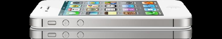 iPhone 4S - White