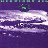 "Midnight Oil ""Scream In Blue"""