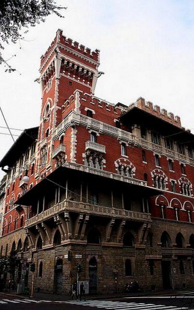 Castello Cova di Milano, Italy   Flickr - Photo by C.Liga