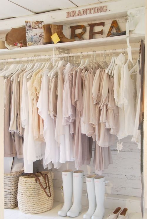 the closet of my dreams....