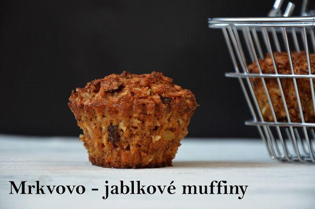 TynaTyna: Mrkvovo-jablkové muffiny