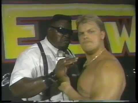 Promo By Shane Douglas And Mr Hughes - ECW 1994