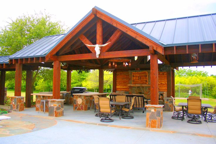 Rustic Outdoor Kitchens | RUSTIC OUTDOOR LIVING