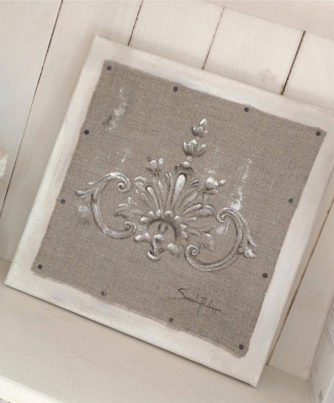 ornement i tableaux peintures les volutes d 39 argent fait maison a l 39 ancienne pinterest. Black Bedroom Furniture Sets. Home Design Ideas