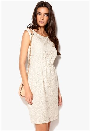 In Wear Jackiee Dress 146 Chalk
