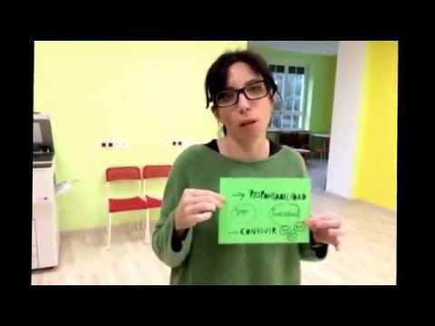▶ Grupo cooperativo base. Colegio San Gabriel Zuera Flipped Classroom - YouTube