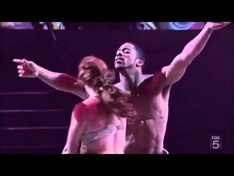 Jessica King & Will Wingfield - Contemporary Routine