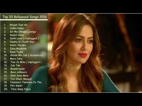 Free Download Best Latest Bollywood Songs 2016 2017 Top 20 Bollywood Songs Jukebox.mp3, Uploaded By: Top 10 Bollywood Songs, Size: 115.88 MB, Duration: 1 hour, 28 minutes and 3 seconds, Bitrate: 192 Kbps.