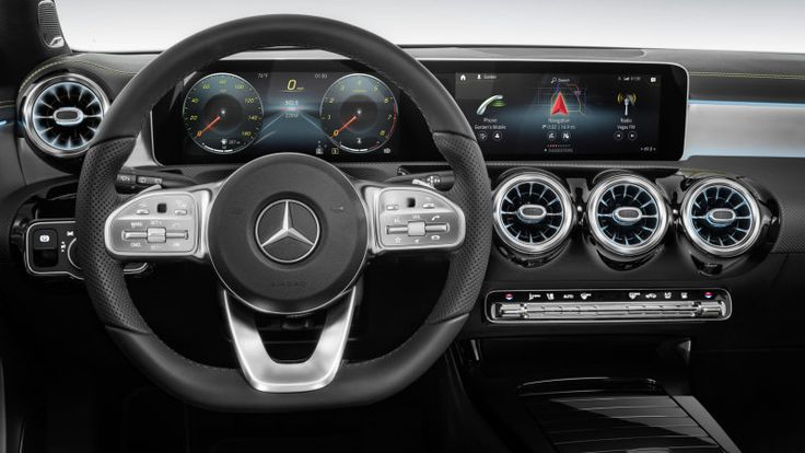 Mercedes-Benz infotainment system hopes to be Siri of cars - Autoblog