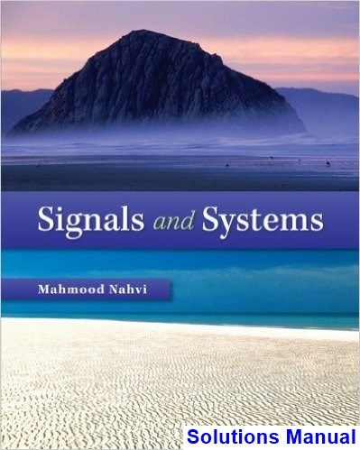 50 best solutions manual download images on pinterest entryway signals and systems 1st edition mahmood nahvi solutions manual test bank solutions manual fandeluxe Choice Image
