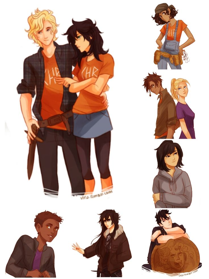 Heroes of Olympus Characters | The Heroes of Olympus Important Characters As Their Opposite Genders