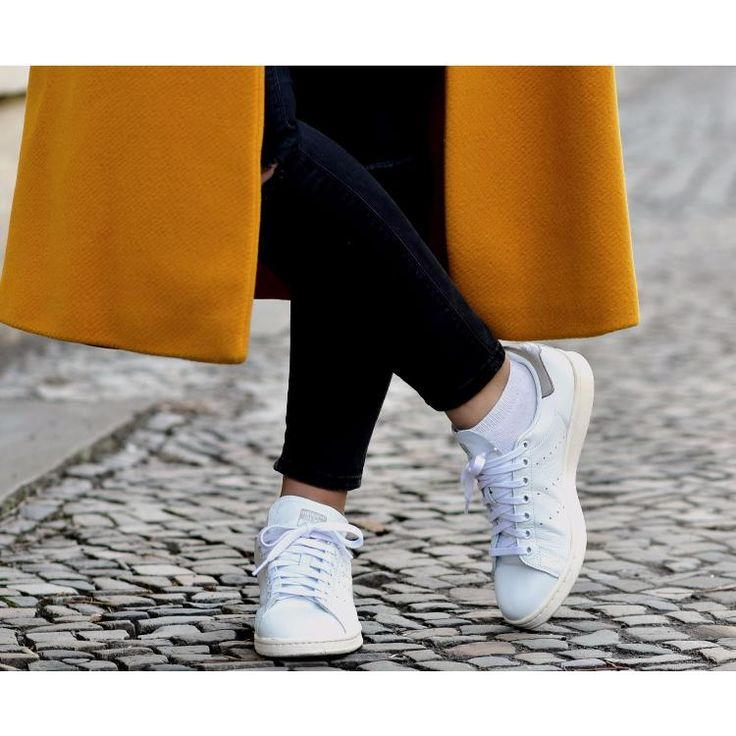 Stan Smith Sneaker by Aline Kaplan