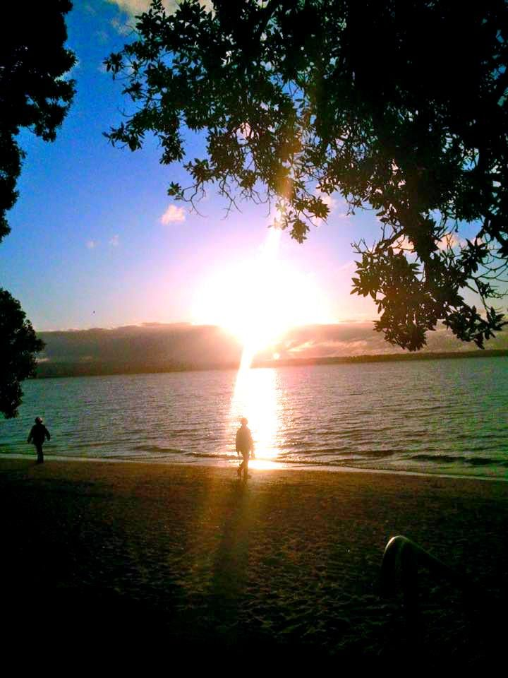 shine Brighter then the nearest STAR* #hgh #lad #maraetaibeach #auckland #newzealand