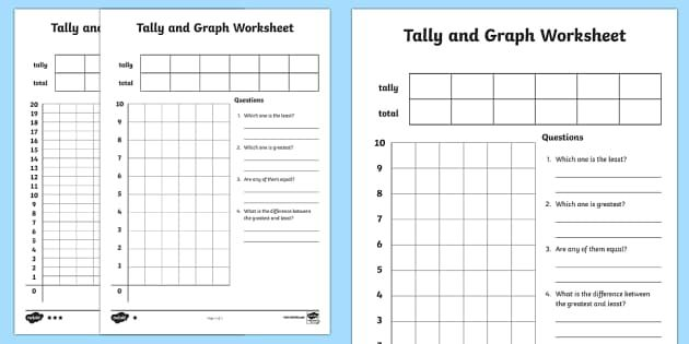KS2 Tally Charts, Handling Data, Maths, Numeracy, KS2 ...