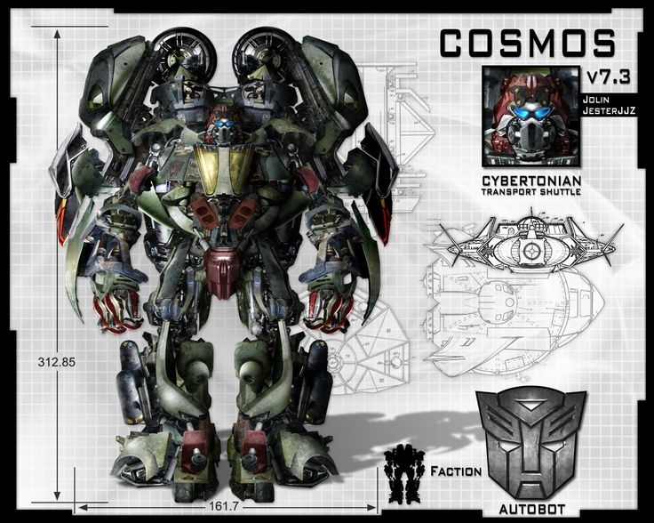 Back to the time when the Transformers movie was still in development, the design team was asked by director Michael Bay to produce some concept arts. They made some experiments which was later commented as old-school, thus they decided to bring a massive redesign to the Transformers, making
