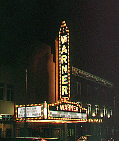 Warner Theatre in Litchfield County, Connecticut