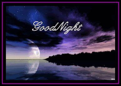 Lovely Good Night Scraps