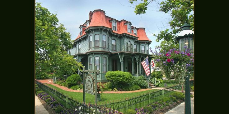 The Queen Victoria: Cape May Bed and Breakfast