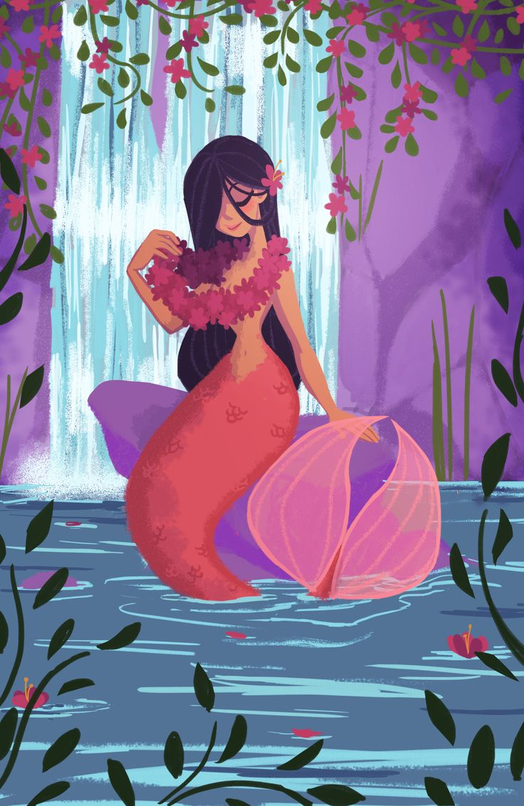 Mermay Monday Number 2! Quite happy with this one!