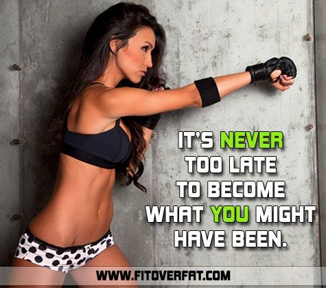George Elliot: It's never too late to become what you might have been.