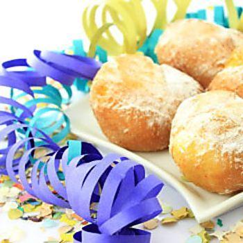 Dolci di Carnevale fritti, non fritti, al forno… senza calorie!