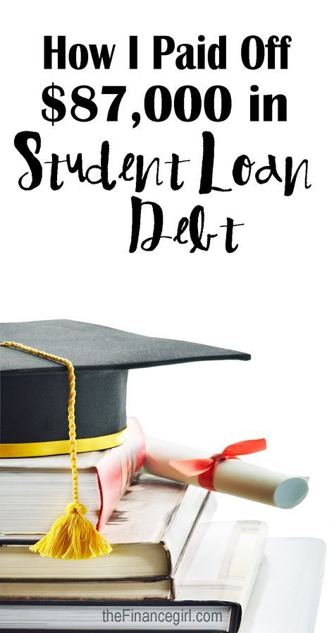 how to pay off college debt fast