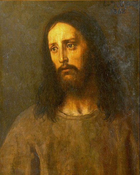 Eduard von Gebhardt Isaiah 53:5 But he was pierced for our transgressions, he was crushed for our iniquities; the punishment that brought us peace was on him, and by his wounds we are healed.