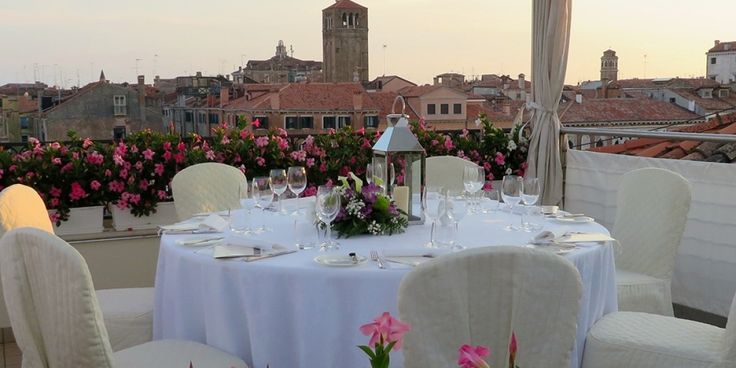 I ristoranti di Venezia con la vista più bella