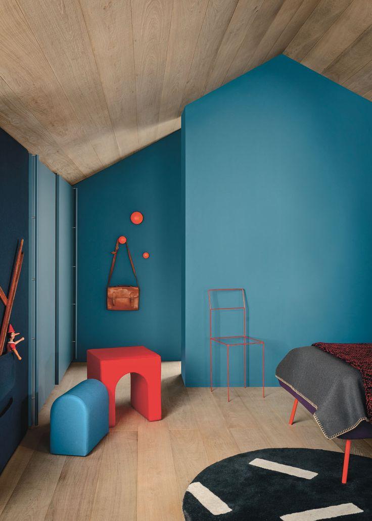 Chambre d'enfant eco-fonctionnelle | MilK decoration