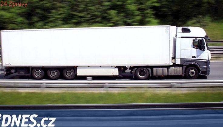 Nová Dieselgate, tentokrát u kamionů. Německo loví podvádějící dopravce