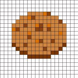 Minecraft Cookie