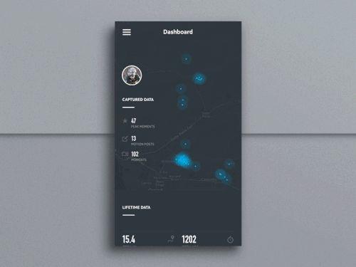 Dashboard—Ramotion.com