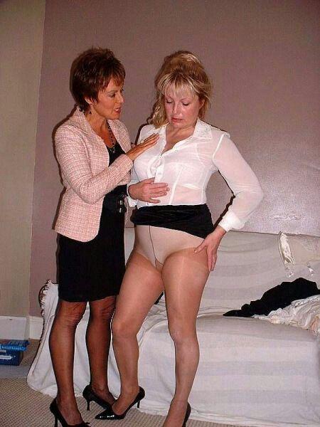 Shall husbands pantyhose punishment rather good