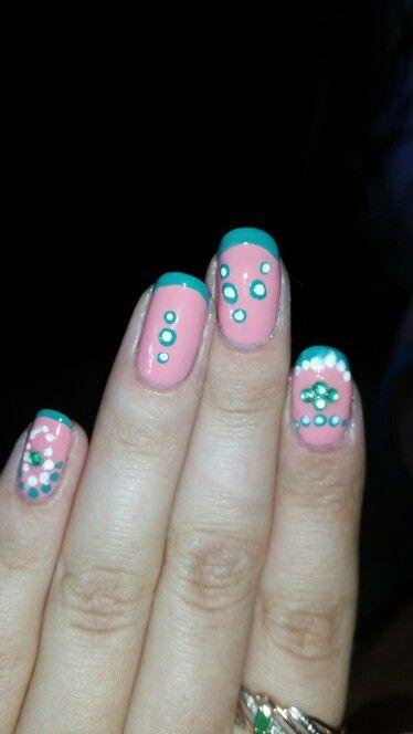 Cute nails)