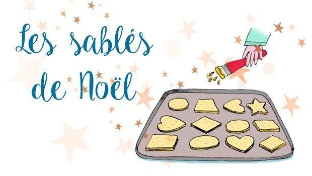 Découvrez une recette Hop'Toys très simple et illustrée pour réaliser des sablés de Noël avec votre enfant.