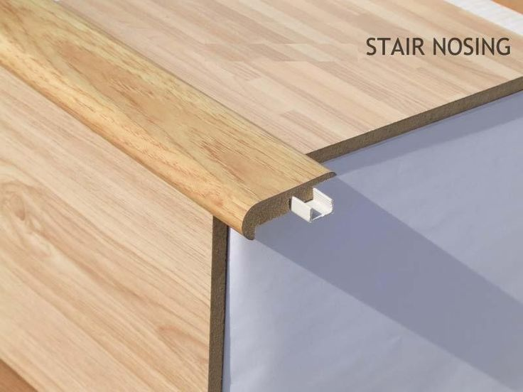 Stair Nosing Profile For Laminate Flooring To Match