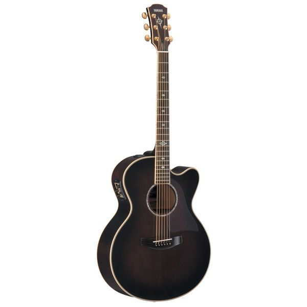 My Guitar! :-) Yamaha CPX900 Electro Acoustic Guitar Espresso