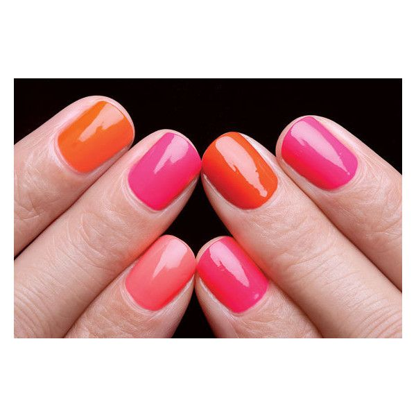every single color <3: Nails Trends, Spring Color, Spring Nails, Summer Color, Summer Nails, Nails Color, Orange Nails, Nails Polish, Bright Nails