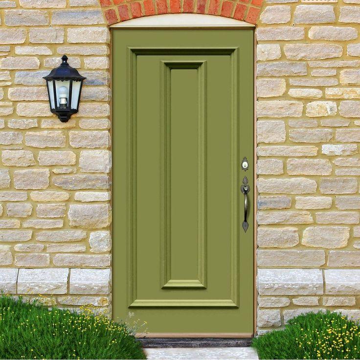 Made to order exterior door, Victorian Pankhurst panel door - made to measure to your sizes. #victoriandoor #traditionalenglishdoor #solidfrontdoor