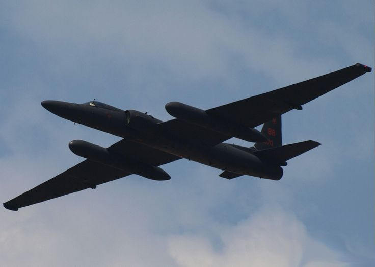 LAX Computers Went Down as U-2 Spy Plane Travels 60,000 Ft Overhead 5/3/14
