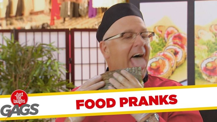 Best of Food Pranks - Best of Just for Laughs Gags