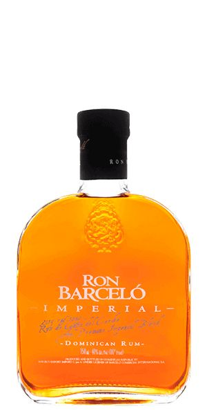 Dominican Rum bursts from red apples!