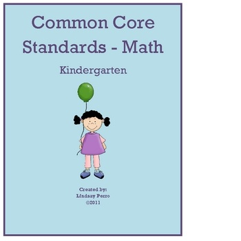This 95 page, 28 activity/worksheet bundle focuses on the Common Core Standards for Kindergarten Math. Included is Geometry, Number and Operations ...: Kindergarten Math, Kindergarten Funn