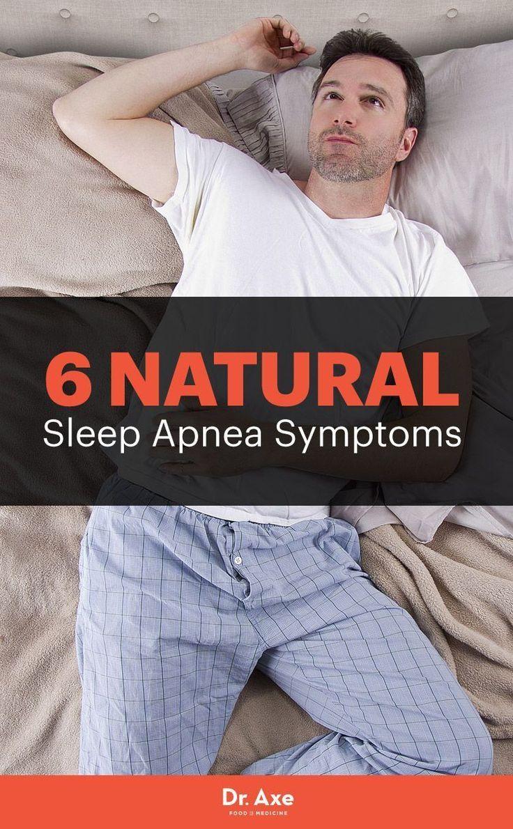 6 Natural Treatments for Sleep Apnea Symptoms #Sleepapneasymptoms