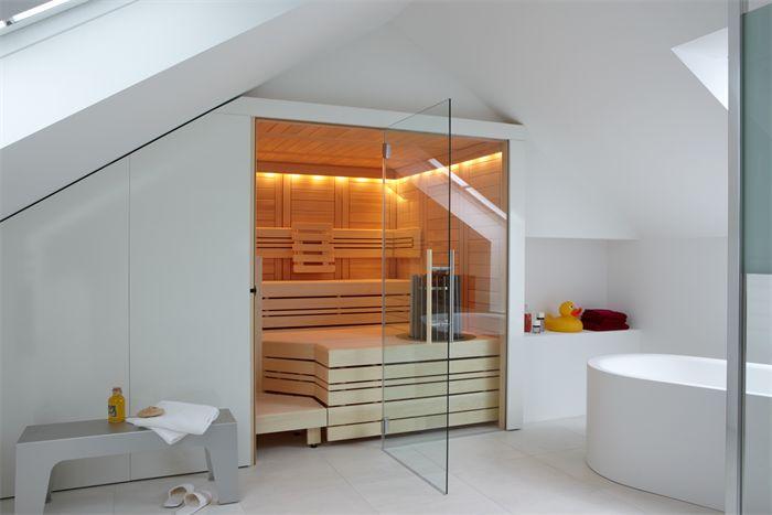 Innenausstattung badezimmer  Pin by Diana Wylegalla on Saunas | Pinterest | Saunas
