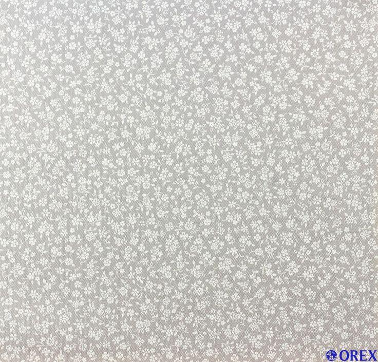 (4,48€/1qm) Fleuri Pastel Tapete Landhaus Vlies 93766-1 937661 Floral grau weiß in Heimwerker, Farben, Tapeten & Zubehör, Tapeten | eBay